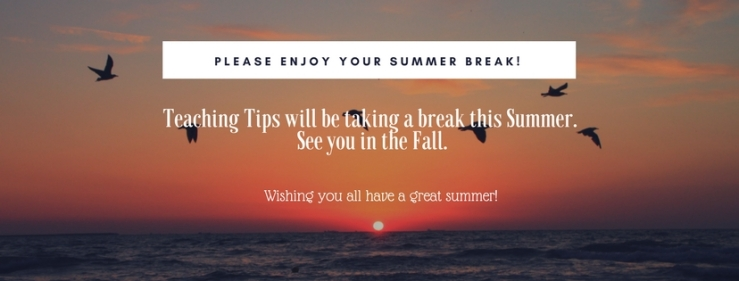 Please Enjoy your summer break! (1)